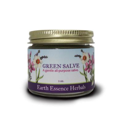 Green Salve
