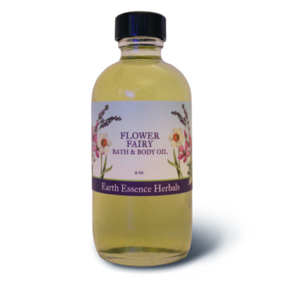 Flower Fairy Bath and Body Oil