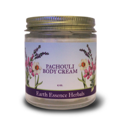 Pachouli Body Cream