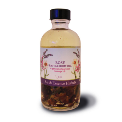 Rose Bath and Body Oil