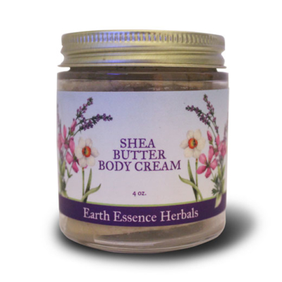 Shea Butter Body Cream