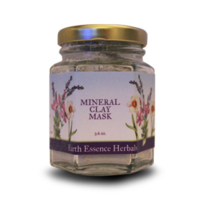 Mineral Clay Mask